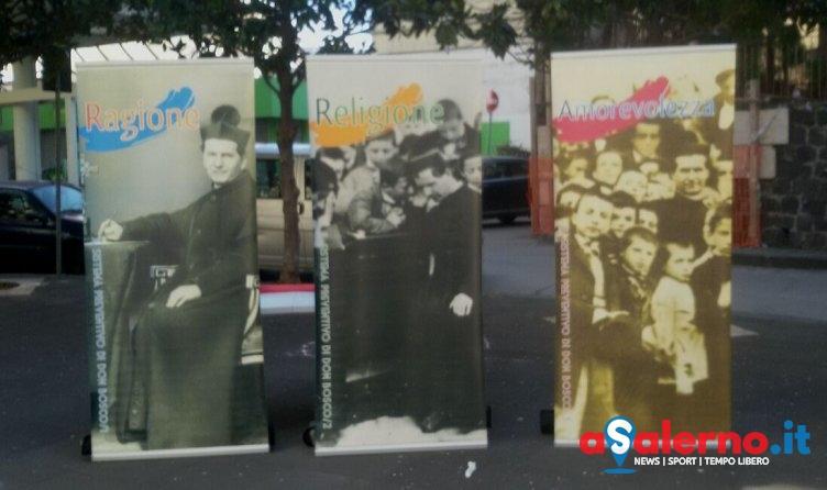 San Giovanni Bosco, giovani salesiani in piazza Naddeo per ricordare il Santo - aSalerno.it