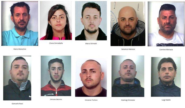 Ennesimo scacco al sistema: prendevano la droga a Napoli e la rivendevano a Sud di Salerno - aSalerno.it