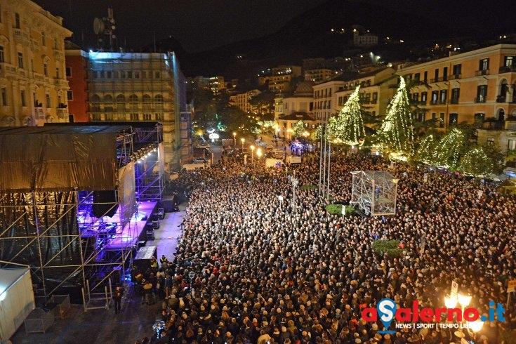 Capodanno in piazza: si canta con Gazzè e Clementino - aSalerno.it