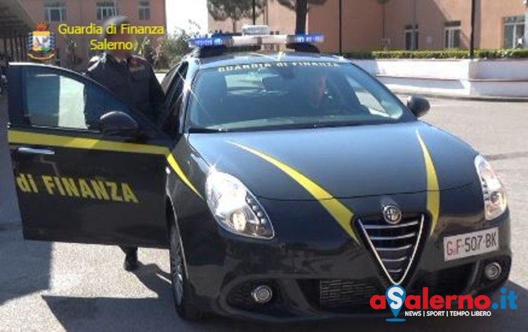 Evasione di una società salernitana di cartoleria all'ingrosso: confiscati 200mila euro - aSalerno.it