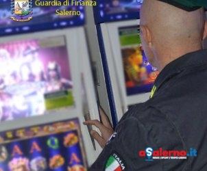 guardia di finanza videogiochi poker slot