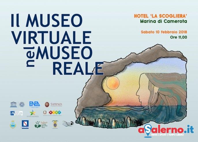Unici in Italia, a Camerota il primo museo virtuale-interattivo all'interno di una grotta - aSalerno.it