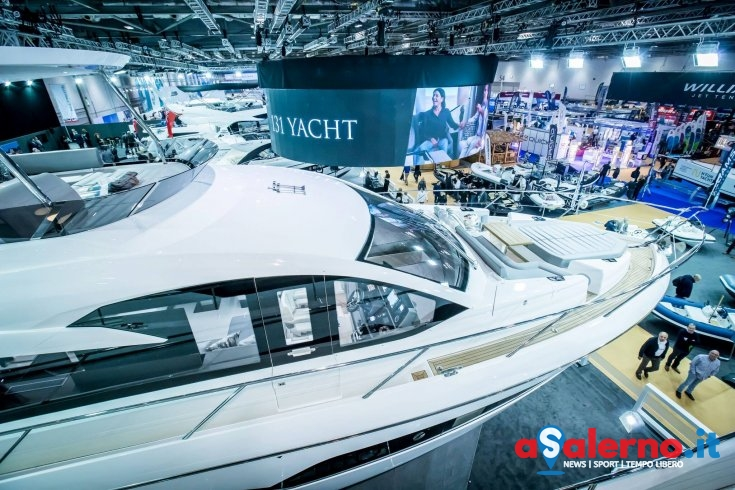 La Marina d'Arechi incanta al London Boat Show - aSalerno.it