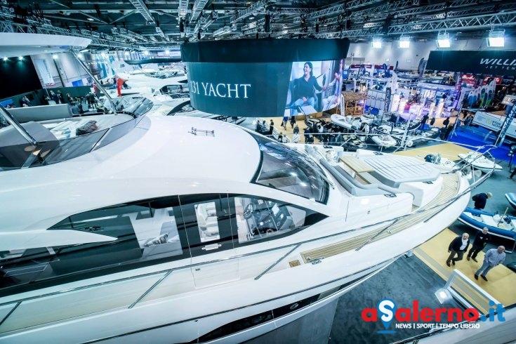 La Marina d'Arechi incanta al London Boat Show - aSalerno.it