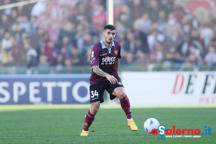 """Popescu: """"Tifosi incredibili, giocare qui è fantastico. Futuro? Io voglio restare.."""" - aSalerno.it"""