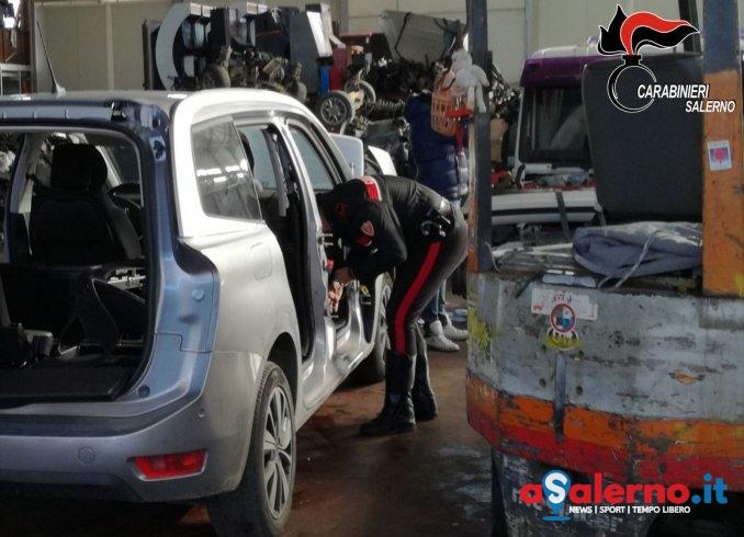 Riciclaggio di auto: tre arrestati nel Salernitano – FOTO - aSalerno.it