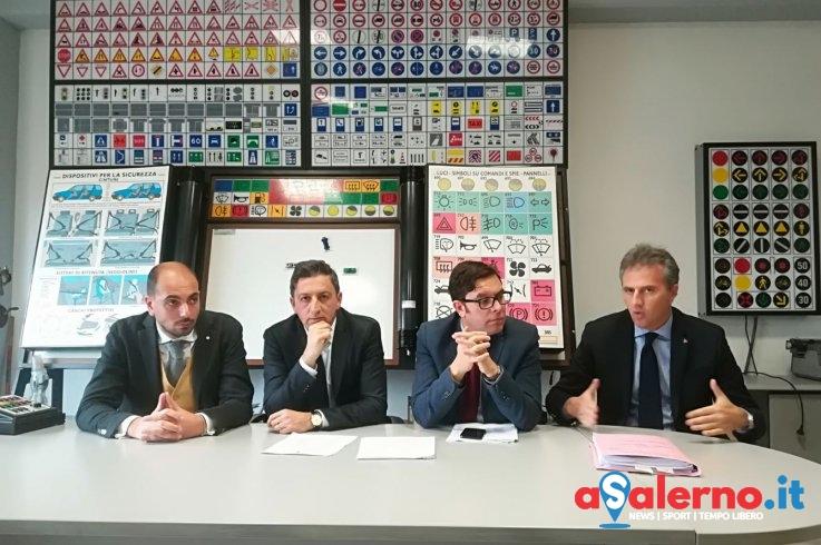 Autoscuole, la Provincia di Salerno approva il nuovo regolamento - aSalerno.it