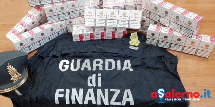 """Finanza lo scopre con 160 pacchetti di """"bionde"""" di contrabbando – FOTO - aSalerno.it"""