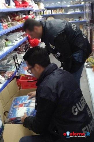 Ennesimo maxi sequestro di prodotti di Carnevale non sicuri - aSalerno.it