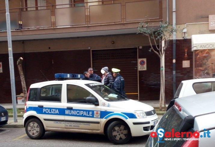 Atti osceni in luogo pubblico, fermato uomo a Pontecagnano – FOTO - aSalerno.it