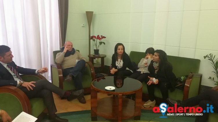Comitato di quartiere San Francesco e amministrazione, vertice a Palazzo di Città – FOTO - aSalerno.it