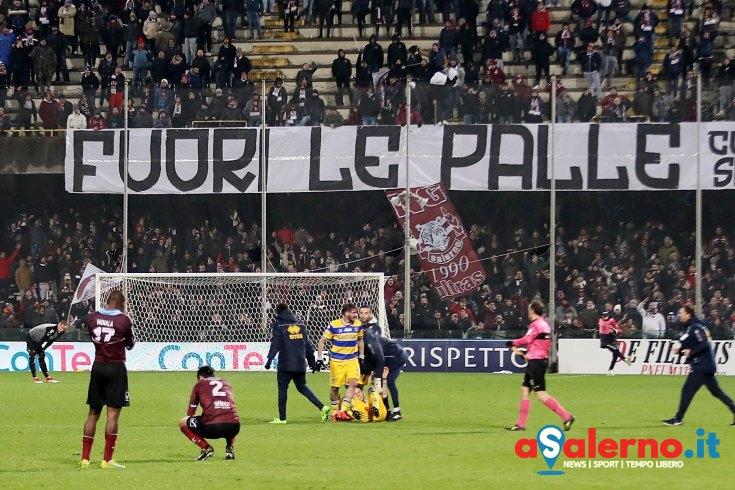 I calciatori della Salernitana rilasciano un comunicato stampa - aSalerno.it
