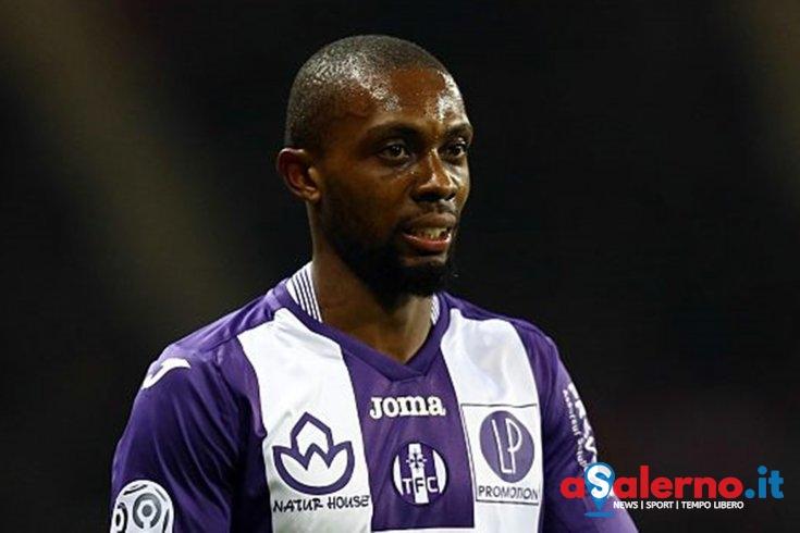 La Salernitana ha il suo nuovo centrocampista, è l'ivoriano Akpa Akpro - aSalerno.it