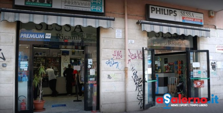 Salerno in lutto per Luigi Sessa, storico commerciante di Torrione - aSalerno.it