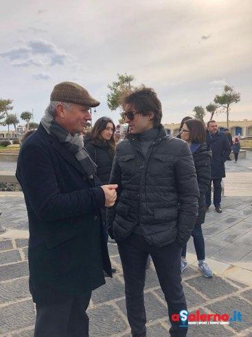 Il consigliere Dante Santoro a Pollica per ricordare Angelo Vassallo - aSalerno.it