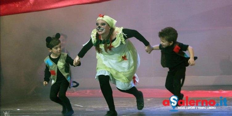 """Al Teatro delle Arti  il sogno diventa realtà con """"Cenerentola"""" - aSalerno.it"""
