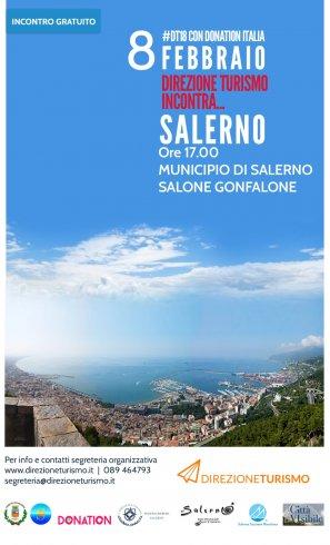 Direzione Turismo incontra Salerno - aSalerno.it