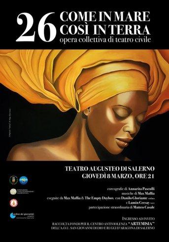 A Salerno il ricordo delle 26 migranti morte - aSalerno.it