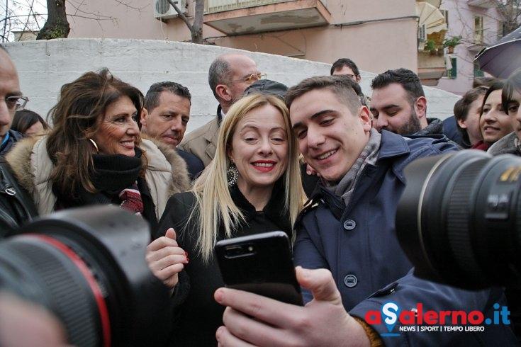 Sostegno alle proposte di legge di Giorgia Meloni, incontri a Salerno e provincia - aSalerno.it