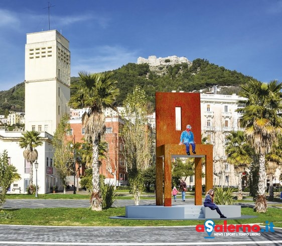 Ecco i 6 progetti di artisti e architetti per Salerno – FOTO - aSalerno.it
