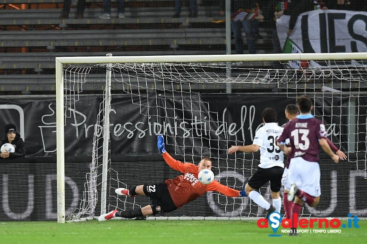 L'aquilotto afferra gol e Salernitana: Spezia avanti con Pessina (1-0 pt) - aSalerno.it