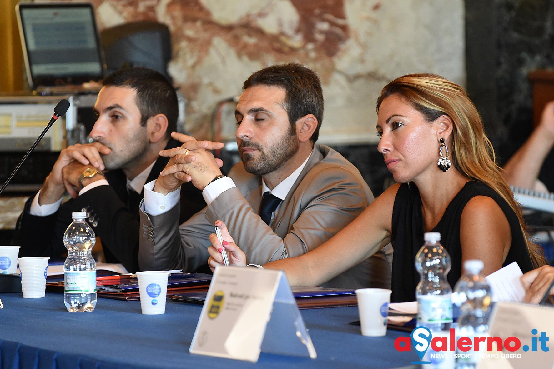 Salerno Consiglio Comunale