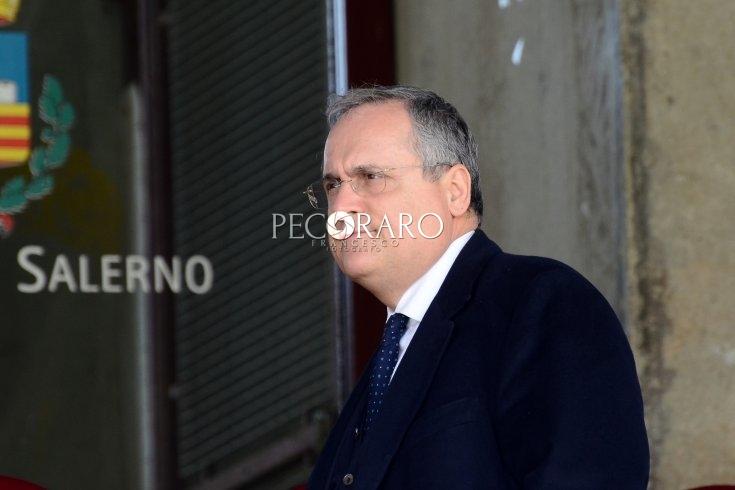 """Lotito pigliatutto: manifestazione d'interesse anche per la Bari: """"Se il sindaco dà l'ok.."""" - aSalerno.it"""