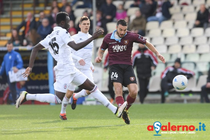 Sbadigli e fischi all'Arechi, Salernitana ancora all'asciutto (0-0 pt) - aSalerno.it
