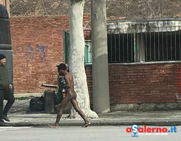 Cammina nudo dall'Arechi verso Mariconda, allertate le forze dell'ordine – FOTO - aSalerno.it