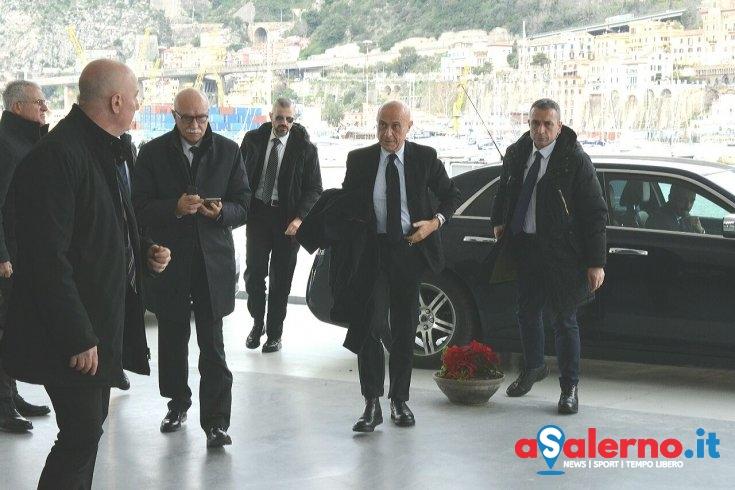 Il Ministro Minniti a Salerno per presentare il programma del Pd – FOTO - aSalerno.it