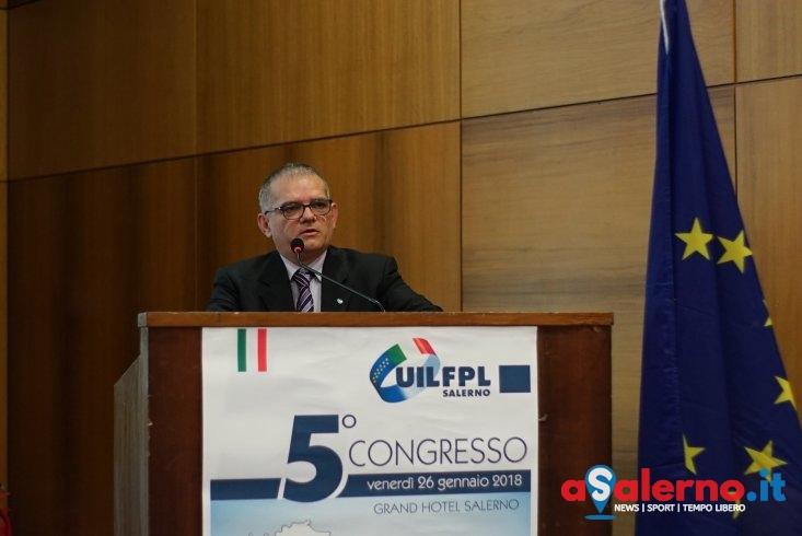 Microchip nelle divise in dotazione all'Asl, la Uil Fpl replica al manager Giordano - aSalerno.it