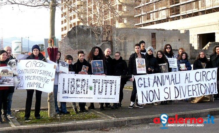 Domenica manifestazione contro il circo a Salerno - aSalerno.it