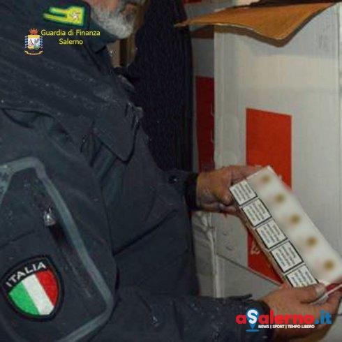 Contrabbando di sigarette: blitz a Scafati - aSalerno.it