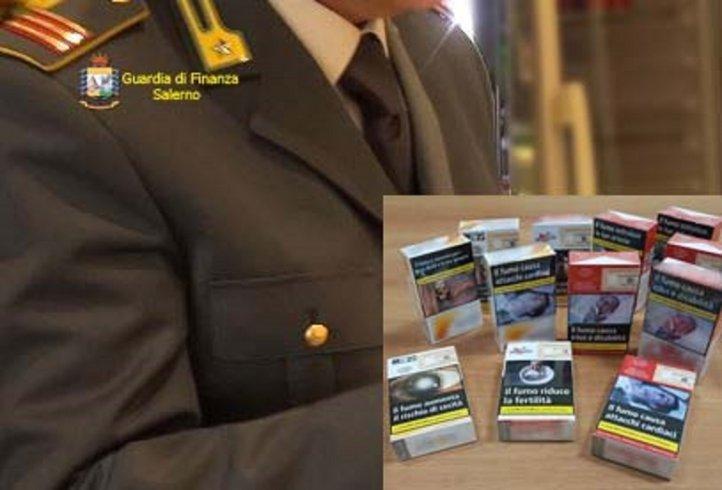 Vendevano sigarette senza autorizzazione, controlli in un bar a Pagani - aSalerno.it