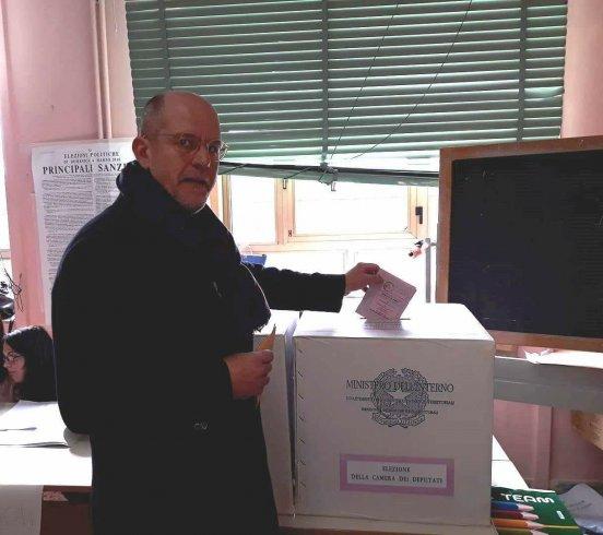 Al voto Gennaro Esposito, il candidato del centrodestra ad Ogliara - aSalerno.it