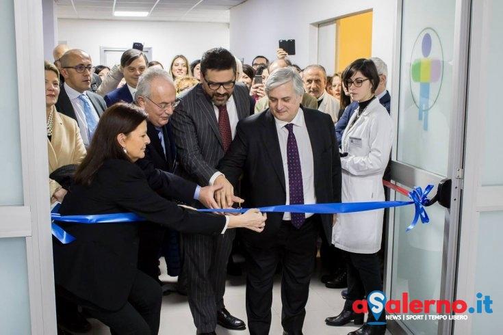 Inaugurata questa mattina al Ruggi la nuova unità di Neuropsichiatria Infantile - aSalerno.it