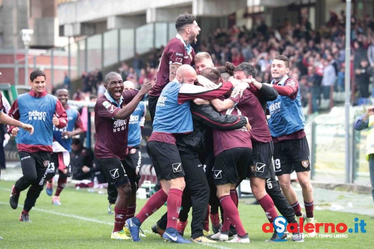Attenti al lupo? No, alla Salernitana: derby firmato Kiyine e Sprocati - aSalerno.it