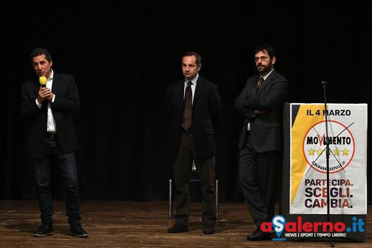 """E il M5s prepara la sfida a Salerno: """"Già due nomi.. sarà difficile batterci"""" - aSalerno.it"""