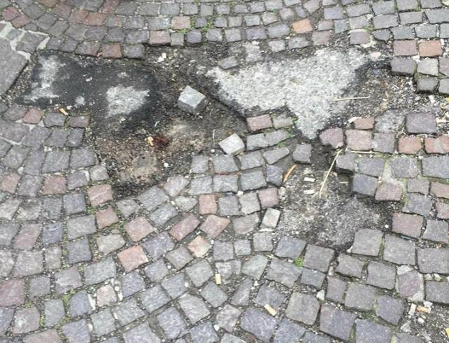 ANTEPRIMA – Buche sul Corso Vittorio Emanuele: la riqualificazione si farà - aSalerno.it