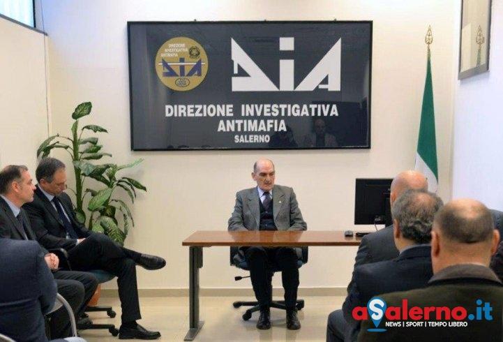 Il direttore della Dia a Salerno - aSalerno.it