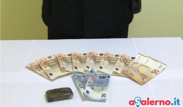 Fermato in auto con 50 grammi di hashish: arrestato 26enne nel Salernitano - aSalerno.it