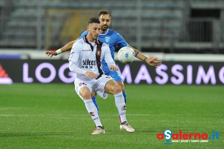 L'Empoli ci prova, la Salernitana si aggrappa al legno (0-0 pt) - aSalerno.it