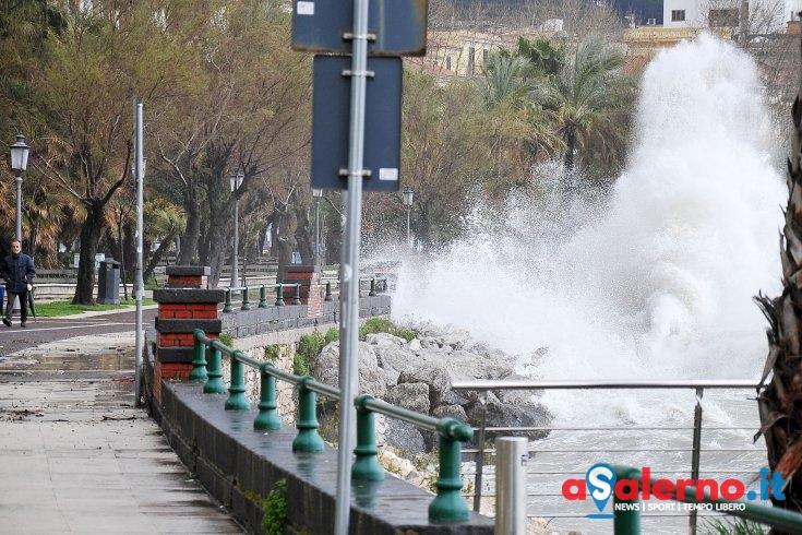 Ferragosto di pioggia, scatta l'allerta meteo a Salerno - aSalerno.it