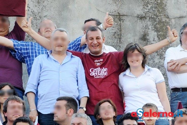 Cuore granata, uomo sincero.. Salerno piange Giampiero Naddeo - aSalerno.it