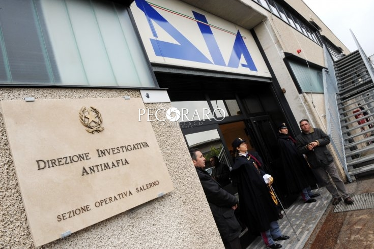 Maxi sequestro all'imprenditore a contatto col clan - aSalerno.it