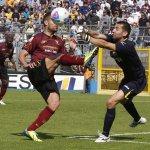 02-04-2014 Frosinone - Salernitana campionato lega pro I divisione girone B