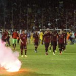 11 05 2014 Frosinone - Salernitana campionato calcio legapro 1°div gir b Play Off