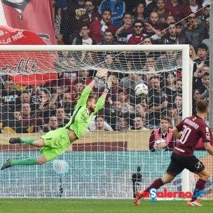 Salernitana - Novara Campionato Serie B