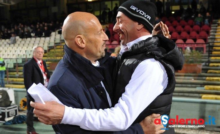 Salernitana - Spezia Campionato Serie B 2016-17
