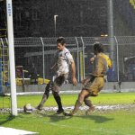 sal : frosinone - salernitana Nella foto il gol di ciaramitaro del 2-0 Foto Tanopress